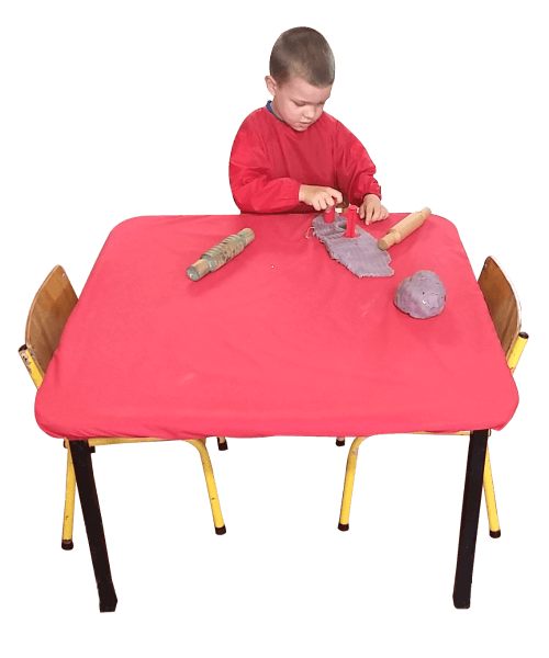 Elasticated Fitted Tablecloths To Protect Your Table Tops