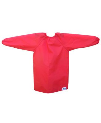 Red Children's Craft Apron