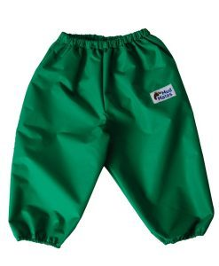 Green Children's Overpants