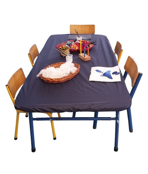 Fitted Tablecloths to Protect your Table Tops Proudly