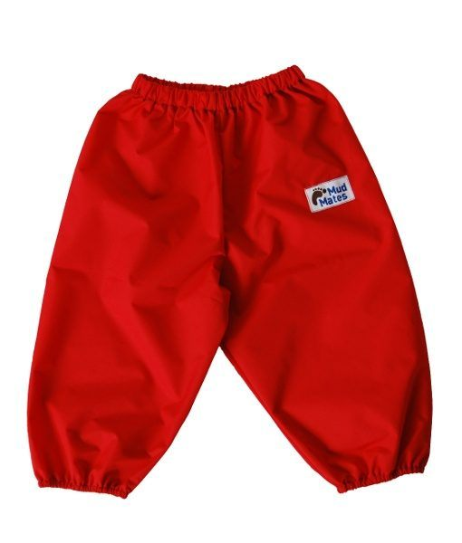 Red Children's Overpants