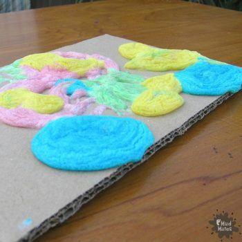 Homemade Puff Paint Recipe