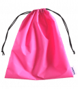 Pink Personalised Drawstring Swim Bags