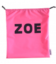 Pink Personalised Swim Bags