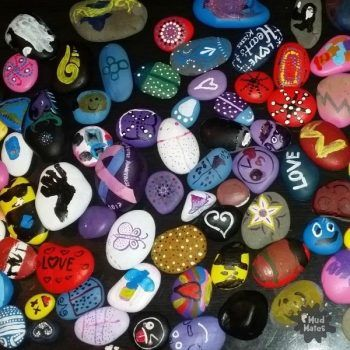 Join the Painted Rocks Movement
