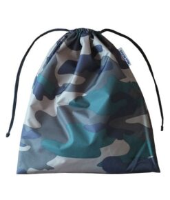 Camo Children's Swim Bag