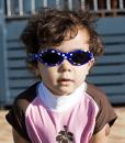 Kid's Sunglasses – Blue Dot