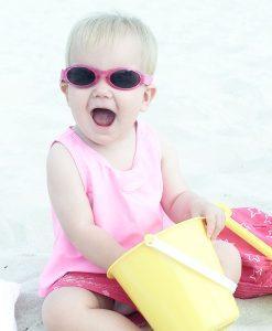 Pink Kids Sunglasses