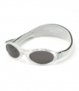 Silver Rose Leaf Kid's Sunglasses
