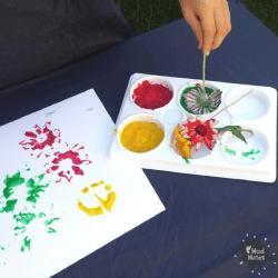 8 Nature Art Activities your Kids will Love