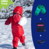 Save Money with a Kids Snow Pack